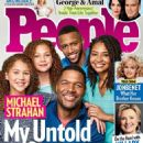 Michael Strahan - People Magazine Cover [United States] (3 October 2016)