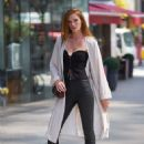 Alexina Graham – Out in NYC - 454 x 681