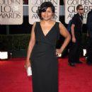 Mindy Kaling - 66 Annual Golden Globe Awards, 2009-01-11