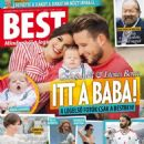 Adél Csobot and Bence Istenes - BEST Magazine Cover [Hungary] (1 July 2016)