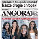 Anna Stachurska - Angora Magazine Cover [Poland] (5 June 2016)
