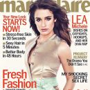 Lea Michele - Marie Claire Magazine Cover [United States] (January 2013)