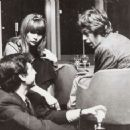 Mick Jagger and Chrissie Shrimpton