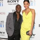 Kevin Hart and Eniko Parrish - 341 x 594