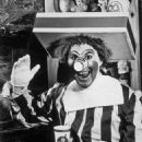 Ronald McDonald and Bozo the Clown