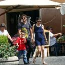 Matthew Fox-July 6, 2009-Matthew Fox and Family in Spain - 454 x 295