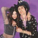 Angela McCoy and Andy McCoy - 454 x 422
