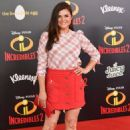 Tiffani Thiessen – Red Carpet at Incredibles 2 Premiere In Hollywood - 454 x 681