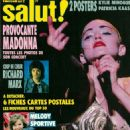 Madonna - Salut! Magazine Cover [France] (23 May 1990)