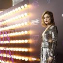 """Actress Bella Heathcote arrives at the premiere of Amazon's """"The Neon Demon"""" at the Arclight Theatre on June 14, 2016 in Los Angeles, California"""