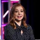 Alyson Hannigan – Food Network segment of the 2020 Winter TCA Press Tour in Pasadena - 454 x 665