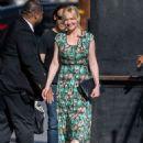 Kirsten Dunst – Visits Jimmy Kimmel Live! in Hollywood - 454 x 600