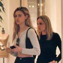 Nicola Peltz – Shopping at Yves Saint Laurent in Beverly Hills