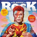 David Bowie - Classic Rock Magazine Cover [Germany] (February 2019)