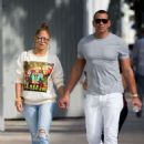 Jennifer Lopez and Alex Rodreguez – Christmas shopping in Miami