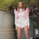 Harper's Bazaar Mexico April 2018 - 454 x 681