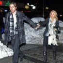 Carrie Underwood & Mike Fisher's Knicks/Heat Date Night - 454 x 363