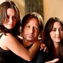 David Duchovny, Madeline Zima, and Addison Timlin in Californication (2007)