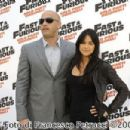 Vin Diesel and Michelle Rodriguez