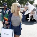 Christina Milian - Shopping At Fred Segal, 2009-03-30