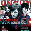 Jeff Beck, Eric Clapton, Jimmy Page - Uncut Magazine Cover [United Kingdom] (August 2009)
