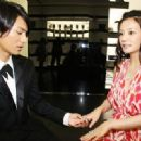 Dior branch shop of Tianjin openning show(04/18/2008)