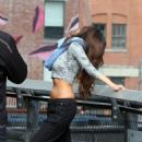 Selena Gomez – Adidas commercial set in New York 11 March, 2014