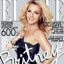 Britney Spears: October 2012 issue of ELLE magazine