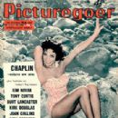 Rita Moreno - Picturegoer Magazine [United Kingdom] (31 August 1957)