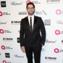 Actor Tyler Hoechlin attends the 23rd Annual Elton John AIDS Foundation's Oscar Viewing Party on February 22, 2015 in West Hollywood, California - 413 x 600