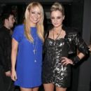 Liz McClarnon - the 'Embassy Club' in London, 08.02.2011
