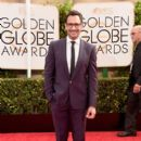 Lawrence Zarian: 72nd Annual Golden Globe Awards 2015- Arrivals