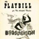Brigadoon Original 1947 Broadway Cast Starring Marion Bell - 302 x 429