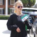 Reese Witherspoon was seen leaving a Brentwood gym in Los Angeles, California on May 21, 2016