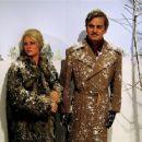 Julie Christie and Omar Sharif