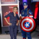 Alice Taglioni – 'Marvel Summer of Super Heroes' Opening Ceremony at Disneyland Paris - 454 x 681