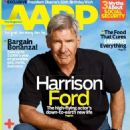 Harrison Ford - AARP: The Magazine Cover [United States] (24 May 2011)