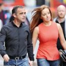 Michael Le Vell and Louise Gibbons - 454 x 397