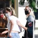 Kristen Stewart with Dylan Meyer – Out in Los Feliz