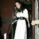 Eliza Dushku - Lucky Brand Jean Party In West Hollywood, October 20 2009