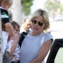 Sharon Stone Out And About In Beverly Hills June 19 2009