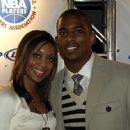 Chris Paul and Jada Crawley - 454 x 417