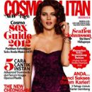 Scarlett Johansson Cosmopolitan Indonesia January 2012