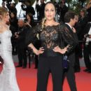 Meryem Uzerli : 'The Wild Pear Tree (Ahlat Agaci)' Red Carpet Arrivals - The 71st Annual Cannes Film Festival - 400 x 600