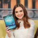 Bailee Madison – Good Day New York Show In New York - 454 x 681