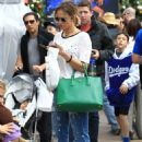 Arielle Kebbel Street Style – Shopping at The Grove in LA 11/19/ 2016 - 454 x 693
