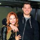 Luisana Lopilato and Michael Buble