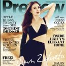 Dawn Zulueta - Preview Magazine Cover [Philippines] (July 2012)