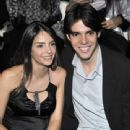 Kaka and Caroline Celico - 340 x 434