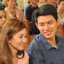 Mike Tan and Sheena Halili